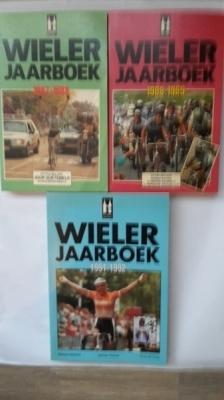 Wielerjaarboek nr. 3, 4 en 7