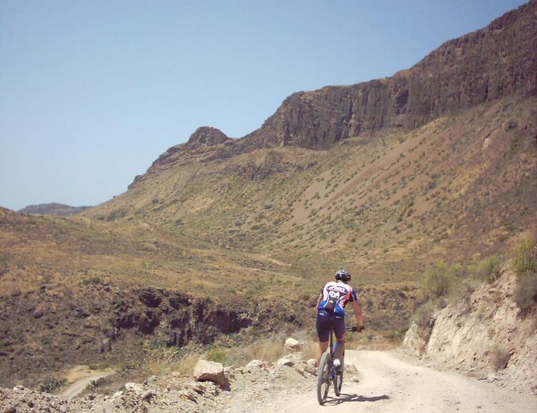 2003 Gran Canaria,mountainbike