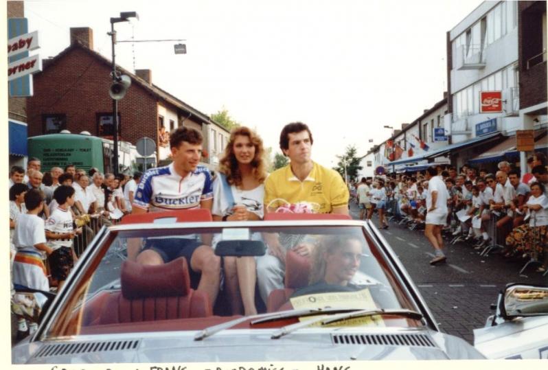1990 Panningen,met Frans Maassen
