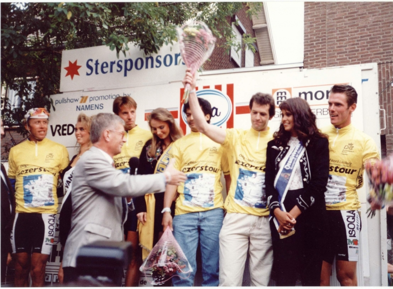 1993 Lezerstour, met Cipo !!