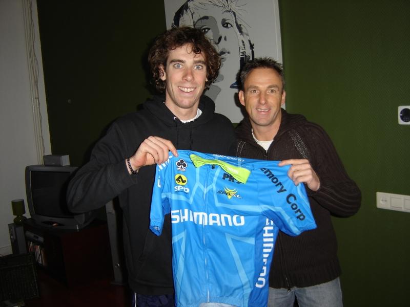 2007 Neef Nico met Laurens ten Dam