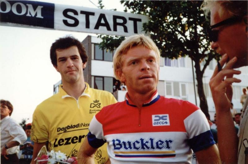 1990 Lezerstour met Peter Winnen
