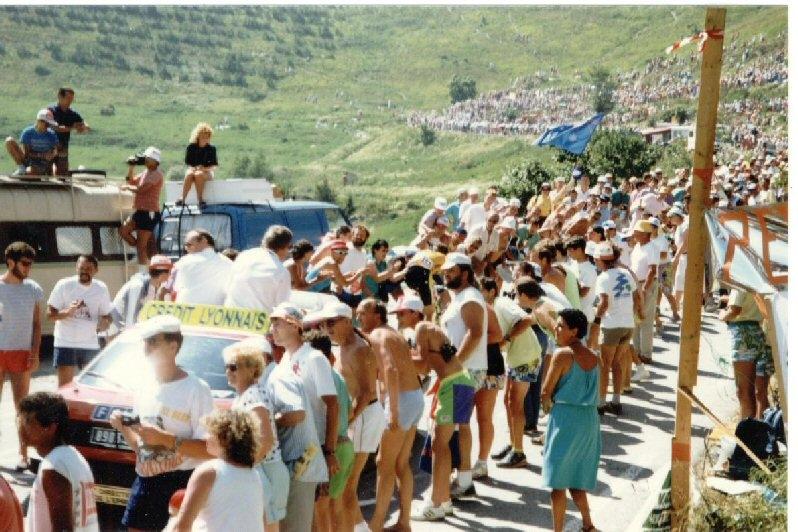 1989 Tour de France, L'Alpe D' Huez