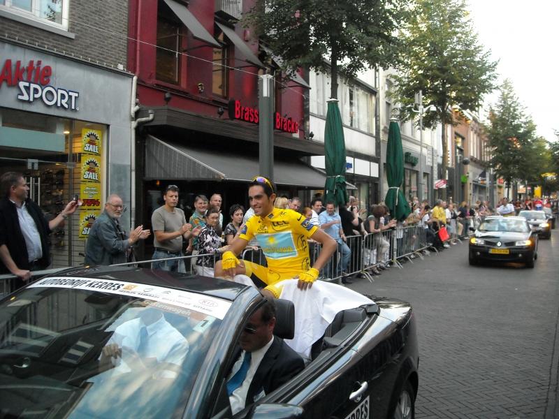 2009 Heerlen, Contador