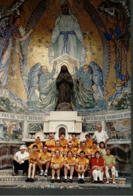 Lourdesgroep