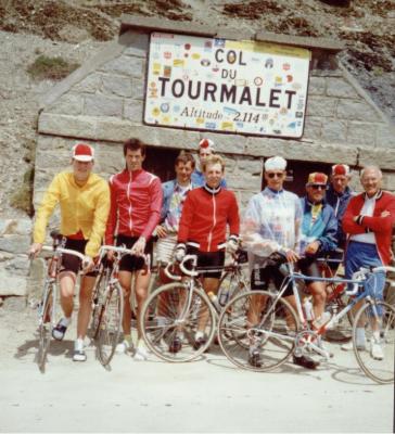 Tourmalet-groepje