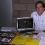 2006 Zolder, mijn eerste beurs als standhouder